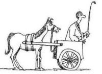 Don't put the regulatory cart before the entrepreneurial horse.