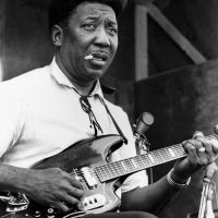 I love Muddy Waters, but I don't like swimming in them.